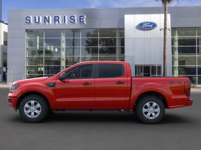 2021 Ford Ranger SuperCrew Cab 4x4, Pickup #G10188 - photo 4