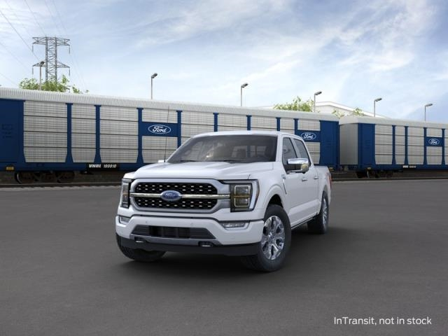 2021 Ford F-150 SuperCrew Cab 4x4, Pickup #G10200 - photo 3