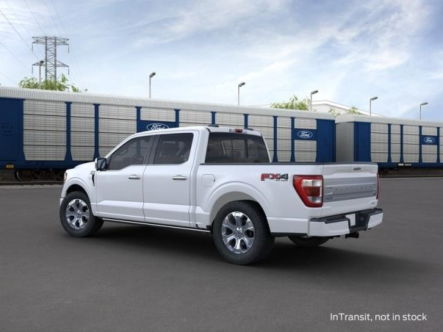 2021 Ford F-150 SuperCrew Cab 4x4, Pickup #G10200 - photo 2