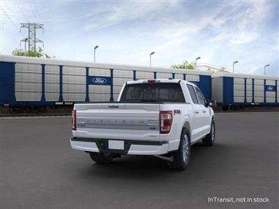 2021 Ford F-150 SuperCrew Cab 4x4, Pickup #G10200 - photo 8