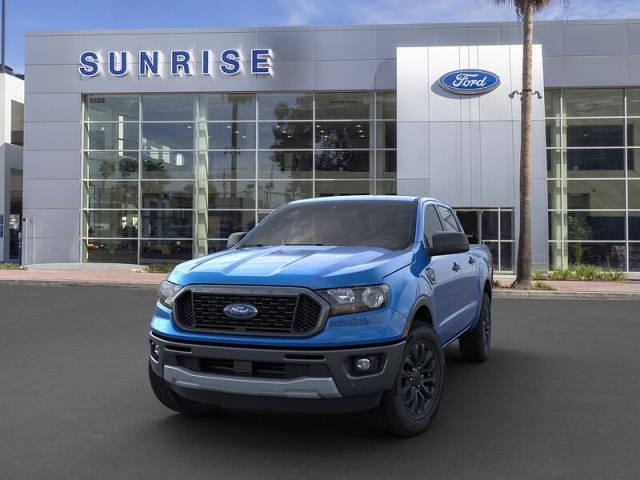 2021 Ford Ranger SuperCrew Cab 4x2, Pickup #G10228T - photo 3