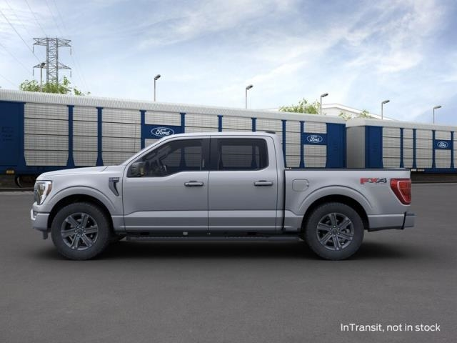 2021 Ford F-150 SuperCrew Cab 4x4, Pickup #G10250 - photo 4