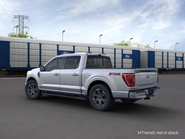 2021 Ford F-150 SuperCrew Cab 4x4, Pickup #G10250 - photo 2