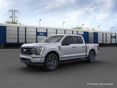 2021 Ford F-150 SuperCrew Cab 4x4, Pickup #G10250 - photo 1