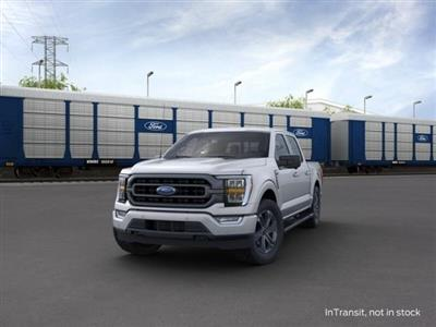 2021 Ford F-150 SuperCrew Cab 4x4, Pickup #G10250 - photo 3