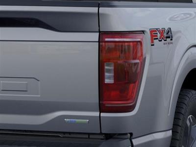 2021 Ford F-150 SuperCrew Cab 4x4, Pickup #G10250 - photo 21