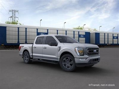 2021 Ford F-150 SuperCrew Cab 4x4, Pickup #G10250 - photo 7