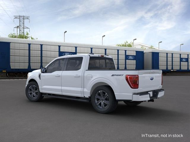 2021 Ford F-150 SuperCrew Cab 4x2, Pickup #G10267 - photo 2