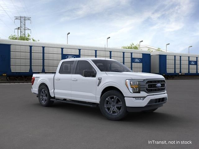 2021 Ford F-150 SuperCrew Cab 4x2, Pickup #G10267 - photo 7