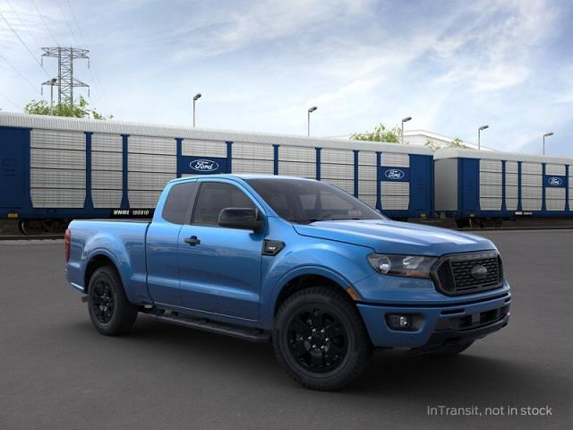 2021 Ford Ranger Super Cab 4x2, Pickup #G10295 - photo 7