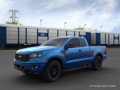 2021 Ford Ranger Super Cab 4x2, Pickup #G10295 - photo 1