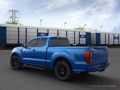 2021 Ford Ranger Super Cab 4x2, Pickup #G10295 - photo 2