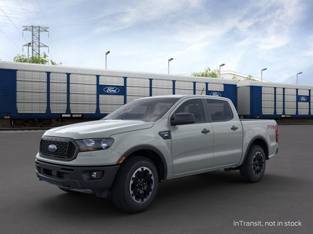 2021 Ford Ranger SuperCrew Cab 4x4, Pickup #G10302 - photo 1