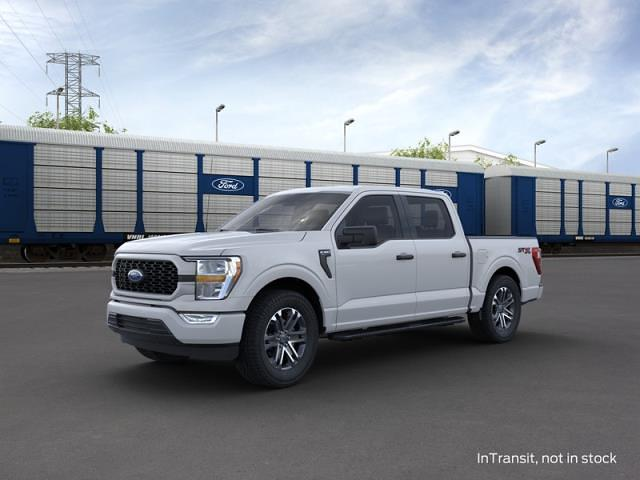 2021 Ford F-150 SuperCrew Cab 4x2, Pickup #G10339 - photo 1