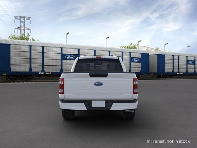 2021 Ford F-150 SuperCrew Cab 4x2, Pickup #G10339 - photo 5
