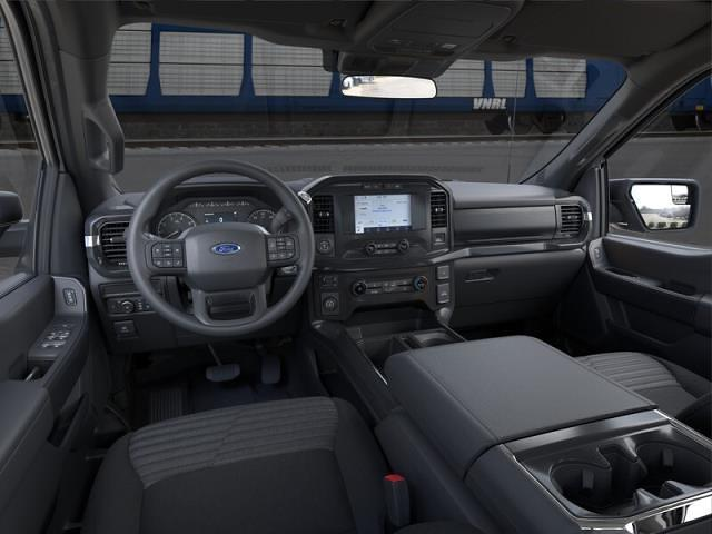 2021 Ford F-150 SuperCrew Cab 4x2, Pickup #G10339 - photo 9