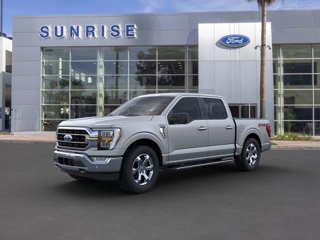 2021 Ford F-150 SuperCrew Cab 4x4, Pickup #G10350 - photo 1