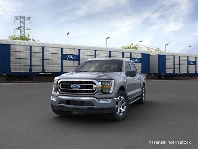 2021 Ford F-150 SuperCrew Cab 4x2, Pickup #G10404 - photo 3
