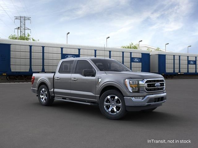 2021 Ford F-150 SuperCrew Cab 4x2, Pickup #G10404 - photo 7
