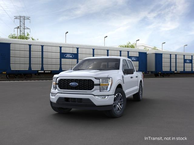 2021 Ford F-150 SuperCrew Cab 4x2, Pickup #G10405 - photo 3