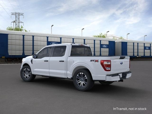 2021 Ford F-150 SuperCrew Cab 4x2, Pickup #G10405 - photo 2