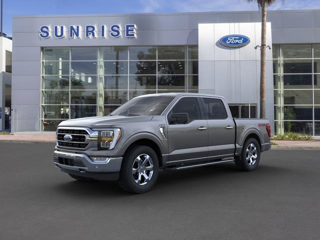 2021 Ford F-150 SuperCrew Cab 4x4, Pickup #G10411 - photo 1