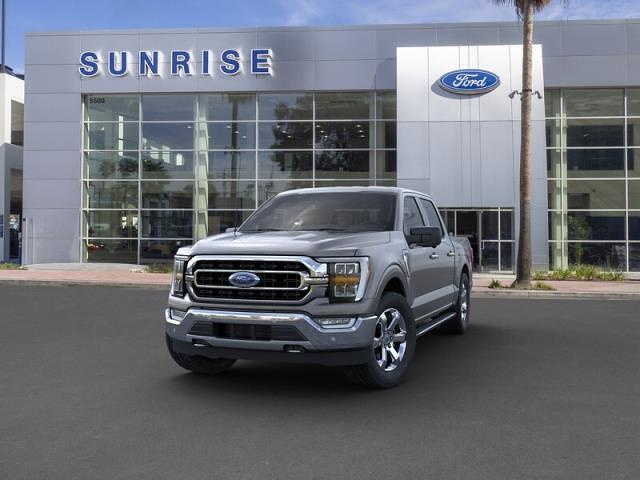 2021 Ford F-150 SuperCrew Cab 4x4, Pickup #G10411 - photo 3