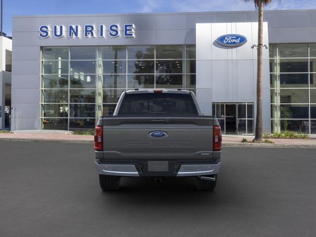 2021 Ford F-150 SuperCrew Cab 4x4, Pickup #G10411 - photo 5
