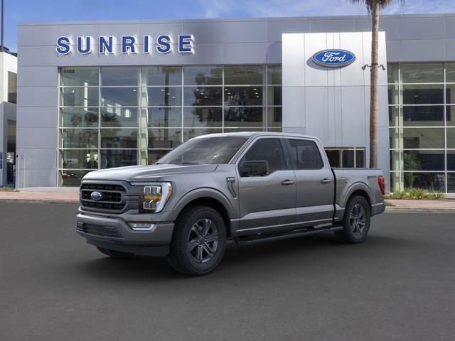 2021 Ford F-150 SuperCrew Cab 4x2, Pickup #G10412 - photo 1