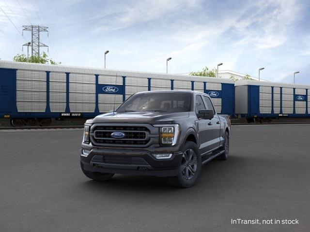 2021 Ford F-150 SuperCrew Cab 4x4, Pickup #G10428 - photo 3