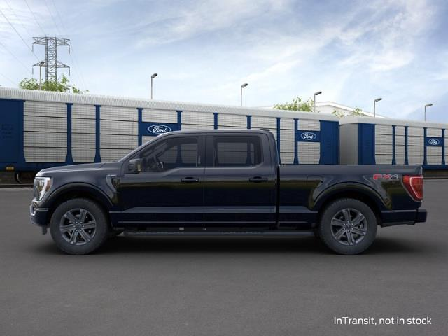 2021 Ford F-150 SuperCrew Cab 4x4, Pickup #G10428 - photo 4