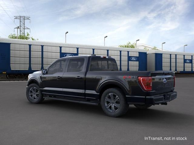 2021 Ford F-150 SuperCrew Cab 4x4, Pickup #G10428 - photo 2