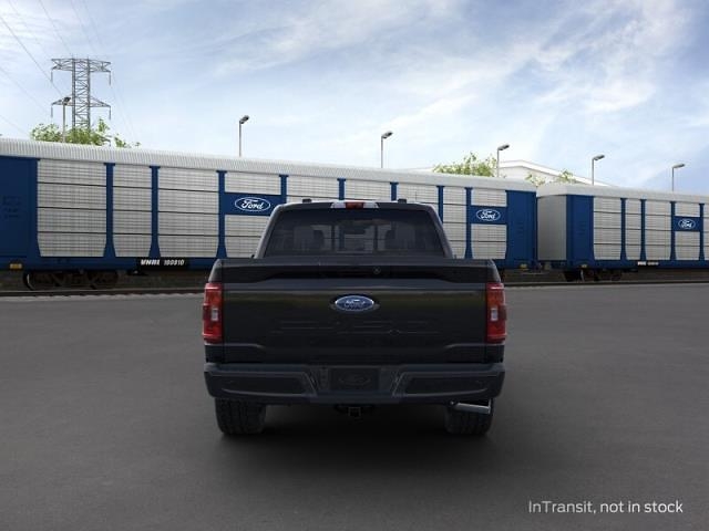 2021 Ford F-150 SuperCrew Cab 4x4, Pickup #G10428 - photo 5