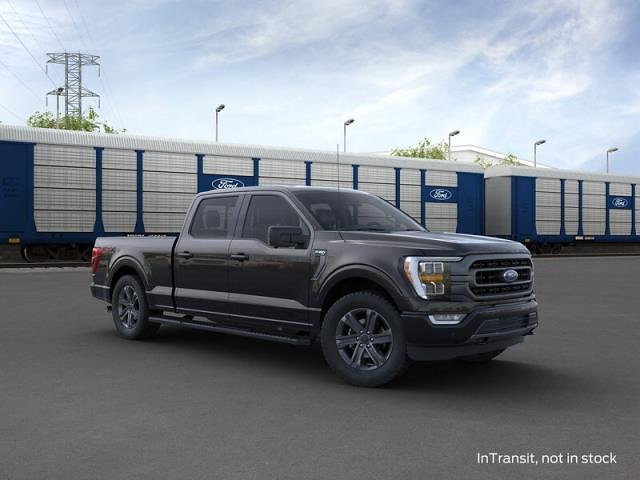 2021 Ford F-150 SuperCrew Cab 4x4, Pickup #G10428 - photo 7