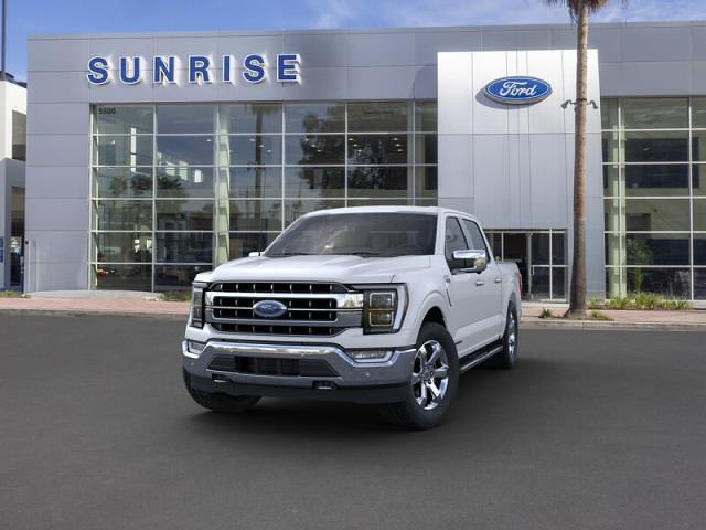 2021 Ford F-150 SuperCrew Cab 4x4, Pickup #G10547T - photo 3