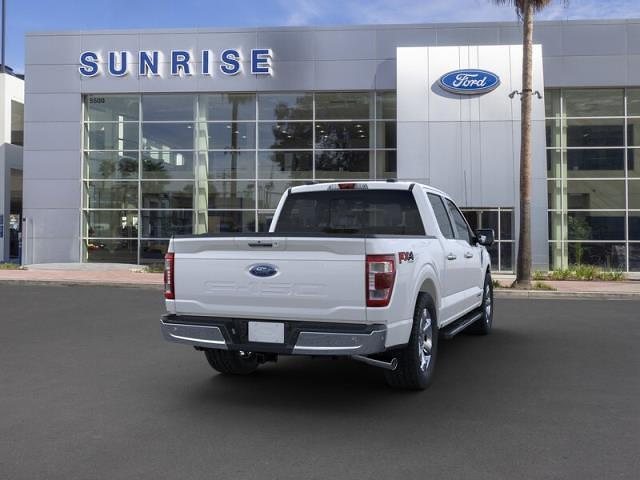2021 Ford F-150 SuperCrew Cab 4x4, Pickup #G10547T - photo 8