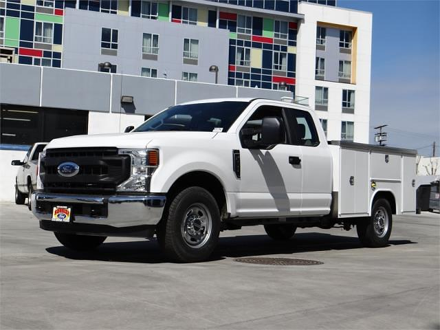 2021 Ford F-250 Super Cab 4x2, Harbor TradeMaster Service Body #G10574 - photo 1