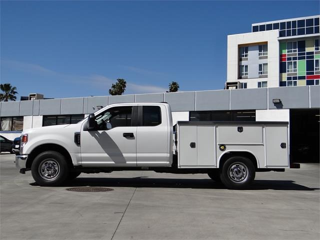 2021 Ford F-250 Super Cab 4x2, Harbor TradeMaster Service Body #G10574 - photo 3
