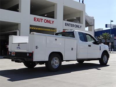 2021 Ford F-250 Super Cab 4x2, Harbor TradeMaster Service Body #G10574 - photo 2