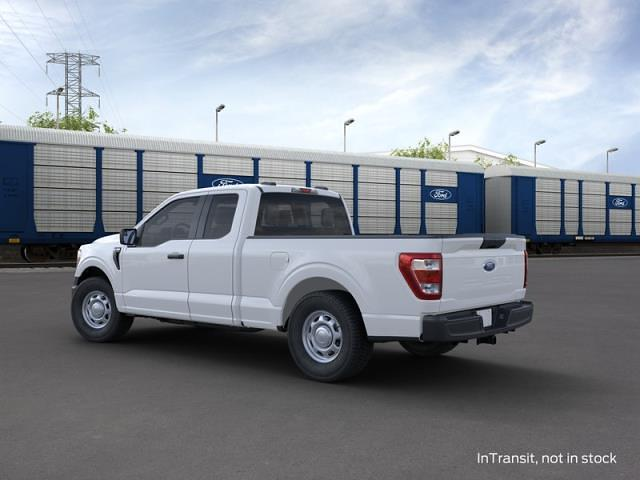 2021 Ford F-150 Super Cab 4x2, Pickup #G10597 - photo 1
