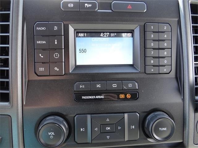 2021 F-550 Regular Cab DRW 4x2,  Marathon Stake Bed #G10605 - photo 5