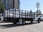 2021 F-550 Regular Cab DRW 4x2,  Marathon Stake Bed #G10605 - photo 2