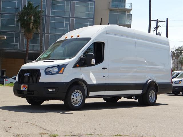 2021 Ford Transit 350 HD High Roof DRW 4x2, Empty Cargo Van #G10617 - photo 1