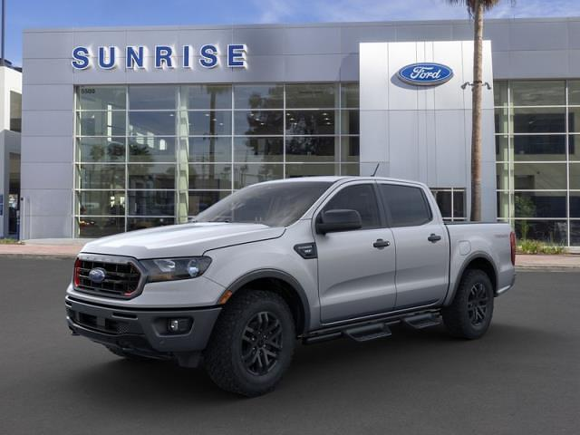 2021 Ford Ranger SuperCrew Cab 4x4, Pickup #G10620 - photo 1