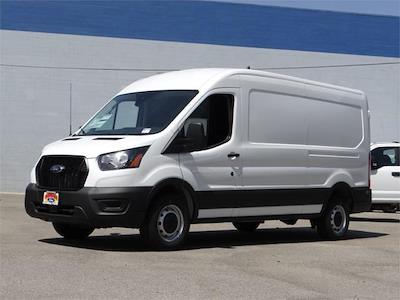 2021 Ford Transit 150 Medium Roof 4x2, Empty Cargo Van #G10652 - photo 1