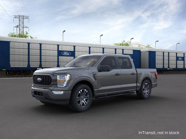 2021 Ford F-150 SuperCrew Cab 4x4, Pickup #G10676 - photo 1