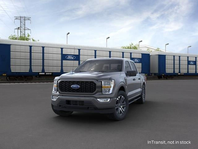 2021 Ford F-150 SuperCrew Cab 4x4, Pickup #G10676 - photo 3