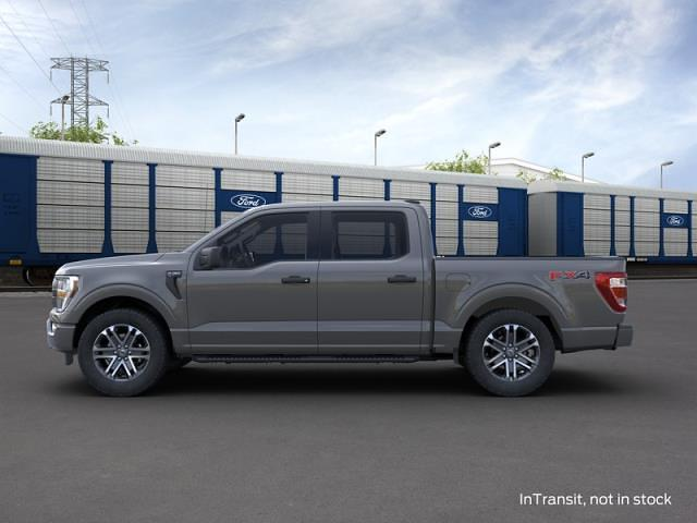 2021 Ford F-150 SuperCrew Cab 4x4, Pickup #G10676 - photo 4