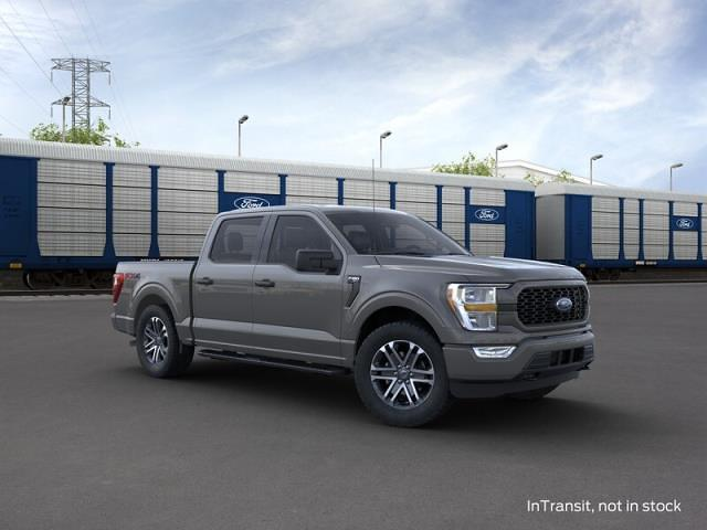 2021 Ford F-150 SuperCrew Cab 4x4, Pickup #G10676 - photo 7