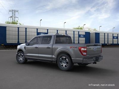 2021 Ford F-150 SuperCrew Cab 4x4, Pickup #G10676 - photo 2